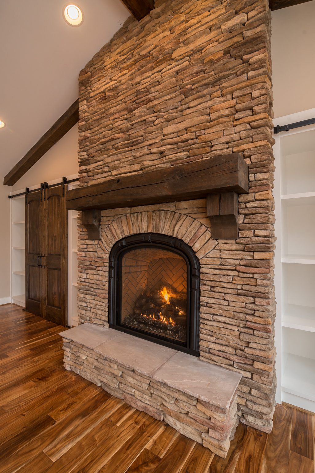 custom gas fireplace martinsburg,wv