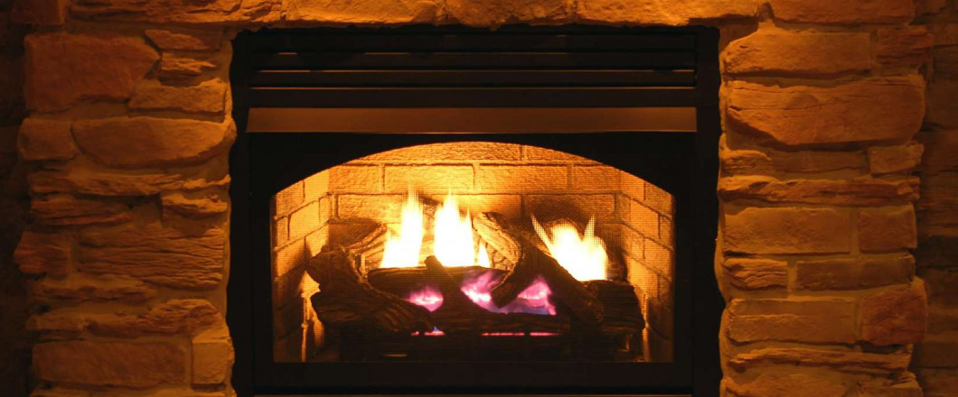 Add a gas fireplace to your home today